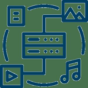 Icon: Multimedia