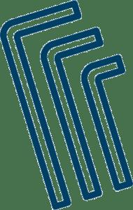 Icon: leichter Aufbau